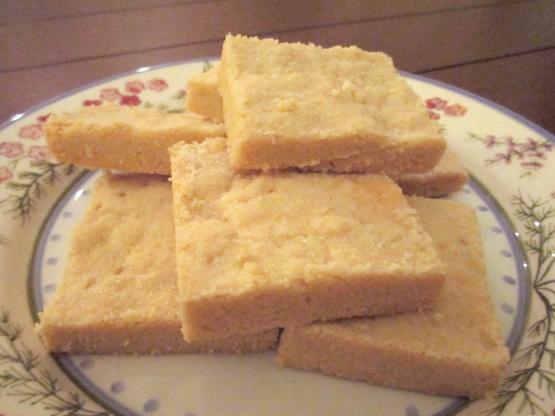 Super-Easy Shortbread 3 Ingredients) Recipe - Genius Kitchen