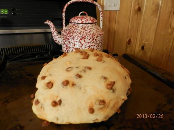 Copy Cat Great Harvest Cinnamon Burst Bread Recipe - Genius Kitchen