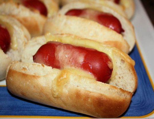Biscuit Wrapped Mini Hot Dogs
