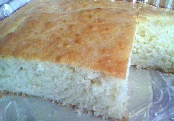 Johnny Apple Cake Recipe