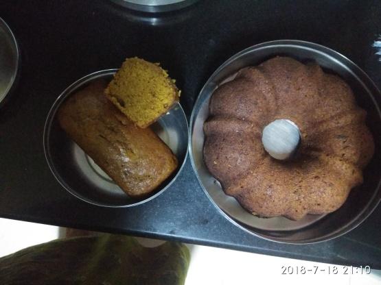 Veg Cake Recipe In Kannada: Vegan Pumpkin Cake Recipe
