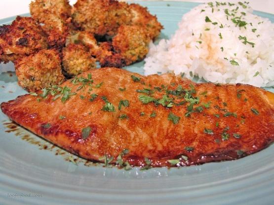 Ginger fish recipe genius kitchen for Ginger fish recipe
