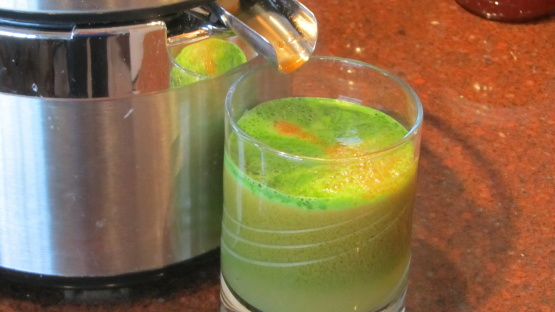 Kale Juice Recipe - Genius Kitchen