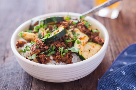 Zucchini and ground beef casserole recipe genius kitchen forumfinder Gallery