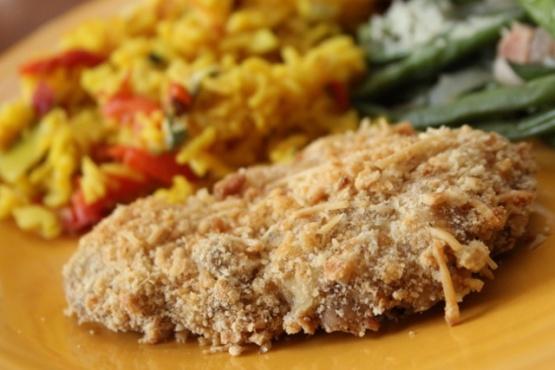 Crispy Oven-Fried Chicken Recipe - Genius Kitchen
