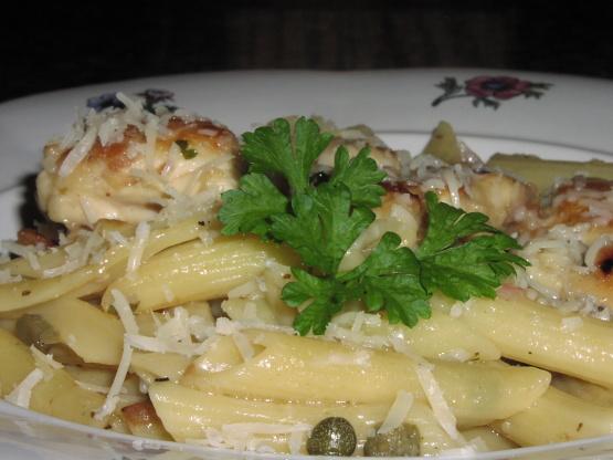 Better Homes And Gardens Lemon Chicken Pasta Toss Recipe