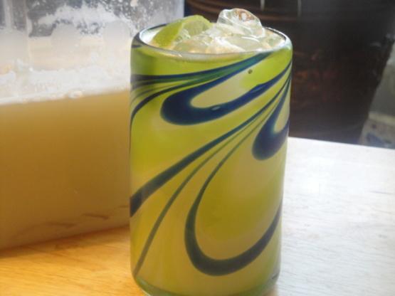 Tucanos Brazilian Lemonade Recipe