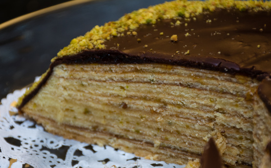Slanted Layer Cake