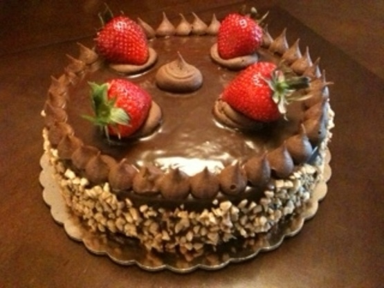 Lorraine S Fast Fresh And Easy Food Chocolate Cake