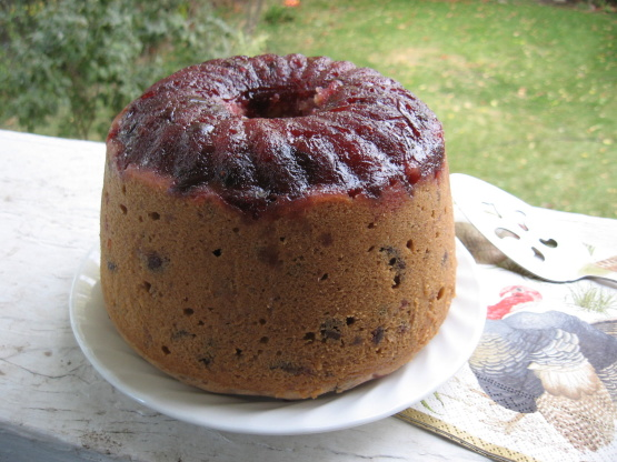 how to make steamed pudding