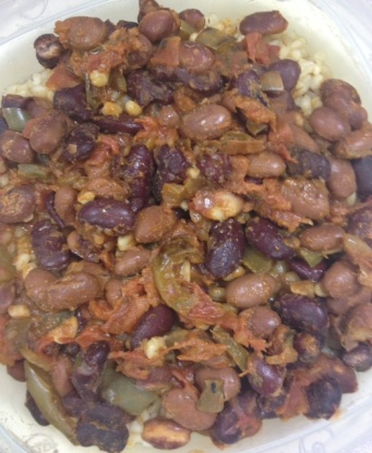 My Favorite Spicy Pink And Kidney Beans Recipe - Genius ...