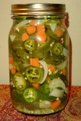 Small Batch Pickled Jalapenos Recipe Genius Kitchen