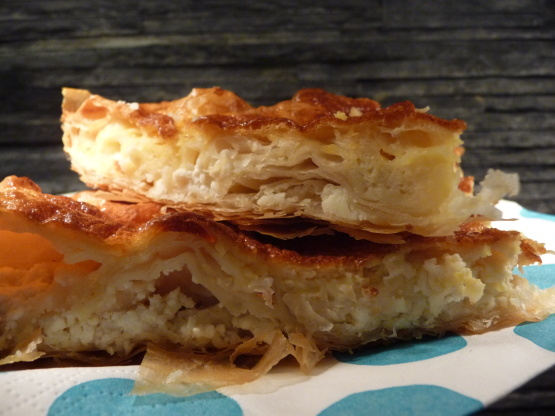 Simple Bulgarian Banitsa Recipe Genius Kitchen