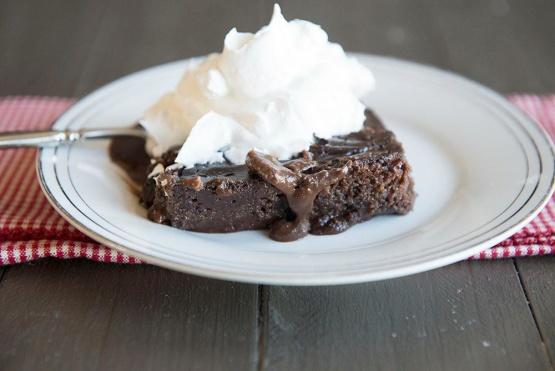 Chocolate Mud Cake In Crock Pot