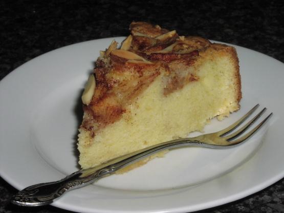 Swedish Apple Cake Recipe Genius Kitchen