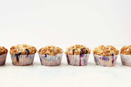 The Sweetest Blueberry Muffins Recipe