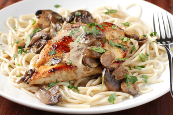 Copycat Recipe For Carrabbas Chicken Marsala Recipe Genius Kitchen
