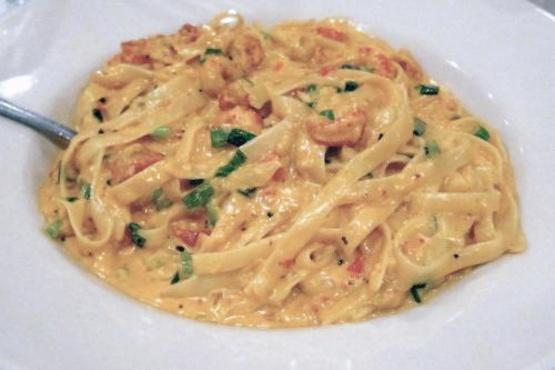 Cajun Crawfish Fettucine Recipe Genius Kitchen