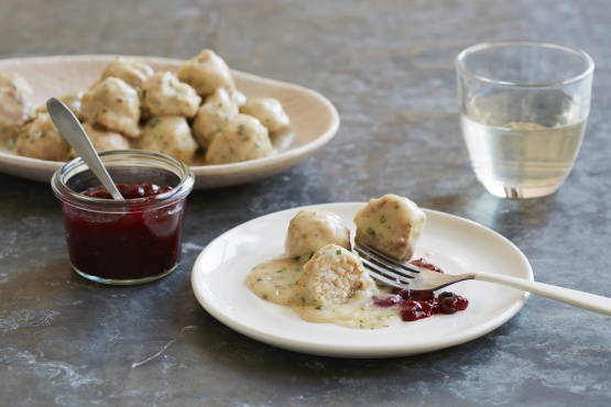 Food Network Turkey Swedish Meatballs