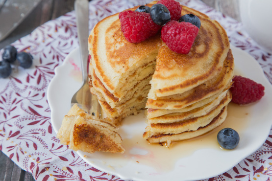 Petes Scratch Pancakes Recipe