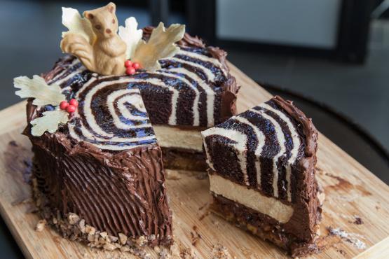 David Burke Cake In A Can Recipe