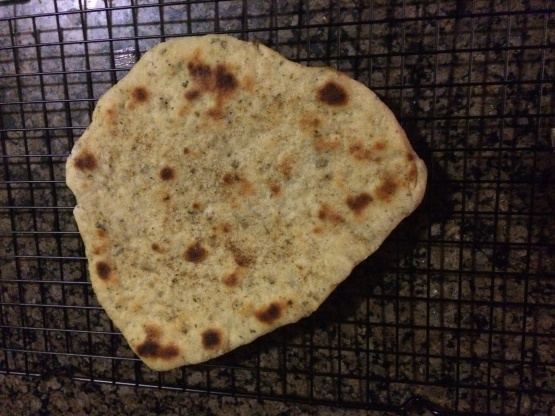 Naan Bread Recipe - Genius Kitchen