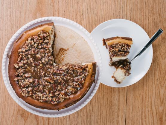 Pecan pie cheesecake recipe genius kitchen forumfinder Choice Image