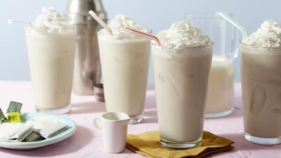 Copycat Starbucks Secret Menu Keto White Tea Drink Recipe