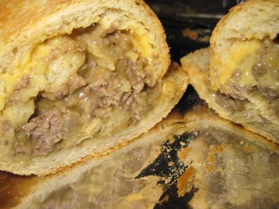 Stuffed French Bread Sandwiches Recipe Genius Kitchen