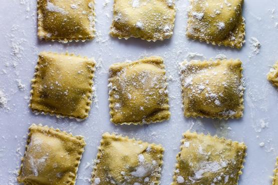 Recipe For Ravioli Dough In A Food Processor