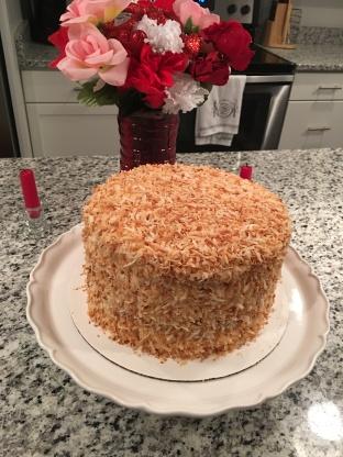 The Peninsula Grill Coconut Cake Recipe