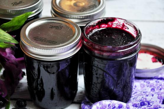 Blueberry Jam Recipe Genius Kitchen