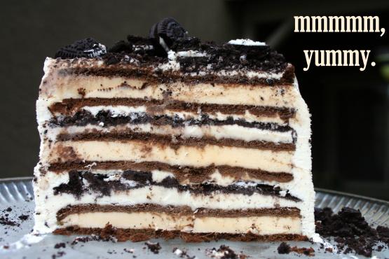 3 ingredient ice cream sandwich cake recipe genius kitchen ccuart Gallery