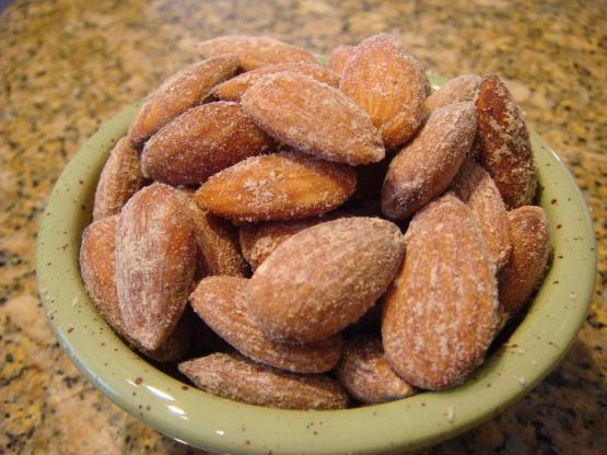Smoked Almonds Recipe Christmas Genius Kitchen