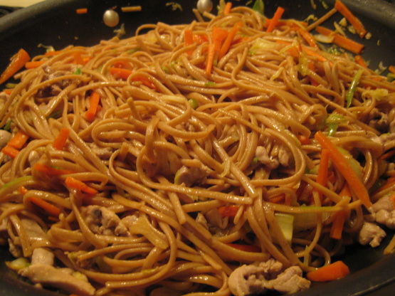Chicken chow mein recipe chinesenius kitchen photo by lilmisssbc forumfinder Image collections