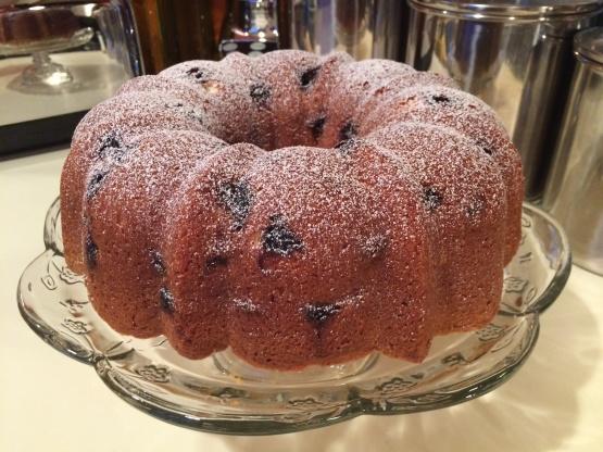 No Fail Sour Cream Pound Cake Recipe Genius Kitchen