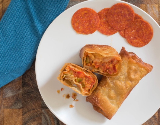 Easy pizza rolls recipe genius kitchen like forumfinder Image collections