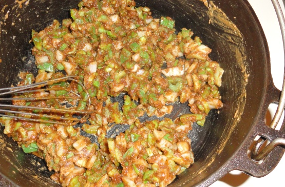how to make pappadeaux shrimp etouffee