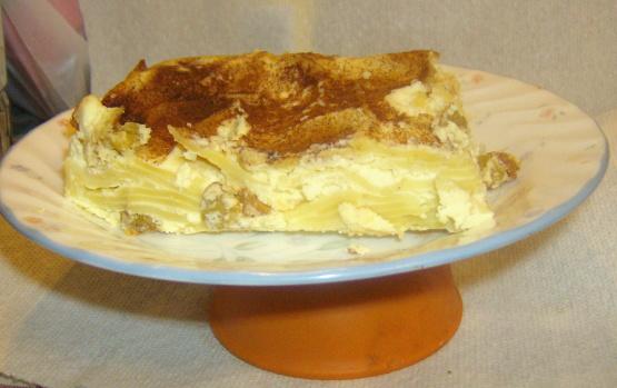 Sweet Cream Cheese Noodle Kugel Recipe Genius Kitchen
