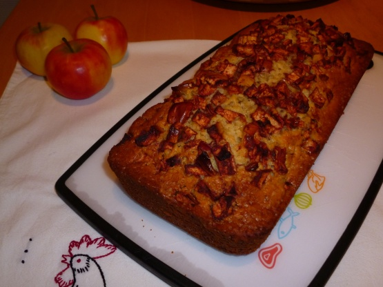 Food Com Jewish Apple Cake