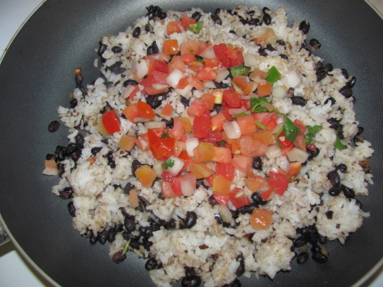 Gallo pinto costa rican rice and beans recipe genius kitchen forumfinder Image collections