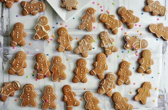 Wonderful Gingerbread Cookies Recipe Genius Kitchen
