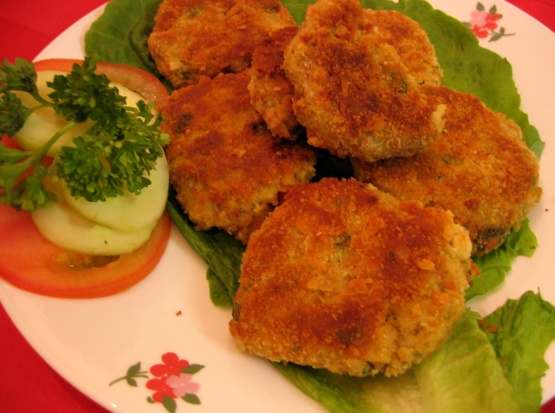 Canned Crab Cakes No Breadcrumbs