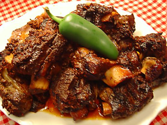 Crock Pot Short Ribs In Ancho Chile Sauce Recipe Genius