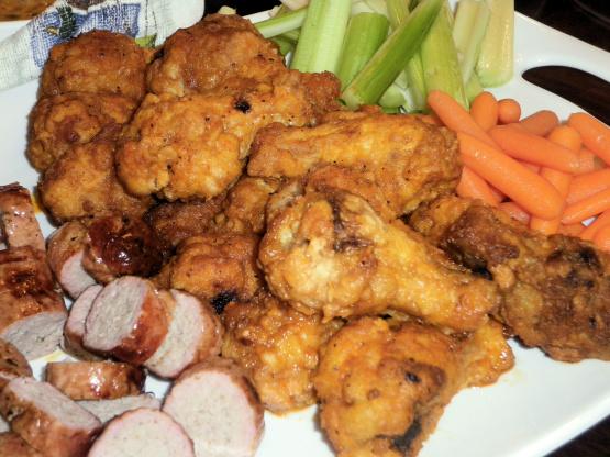 Hooters Wings Recipe Genius Kitchen
