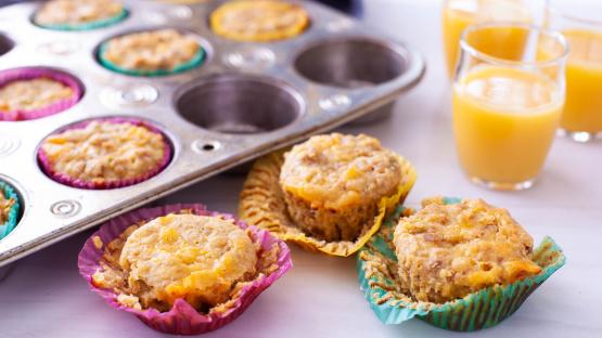 Sausage Breakfast Muffins OAMC) Recipe - Genius Kitchen