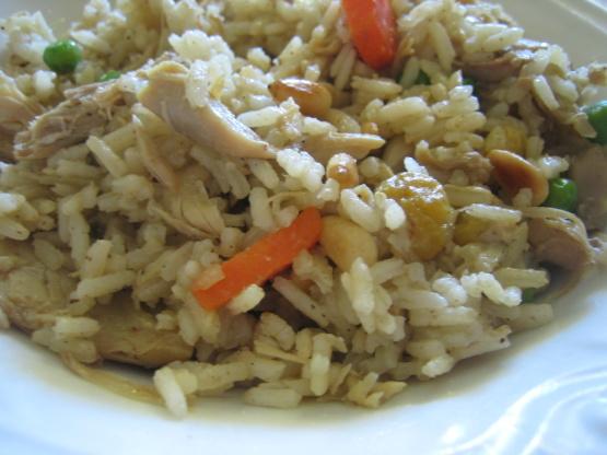 Food Recipe Yakni Pilau Chicken Rice