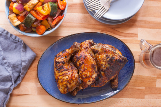 Best Ever Bbq Chicken Recipe Genius Kitchen