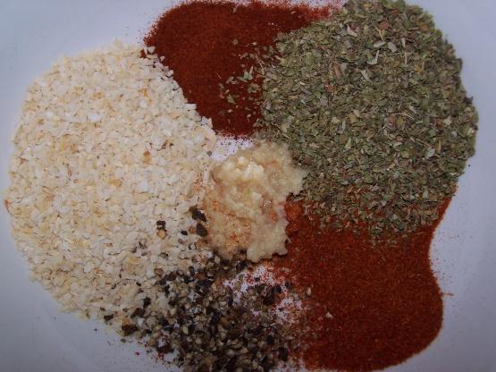 Jamie Olivers Cajun Spicy Rub Recipe Southern Genius Kitchen