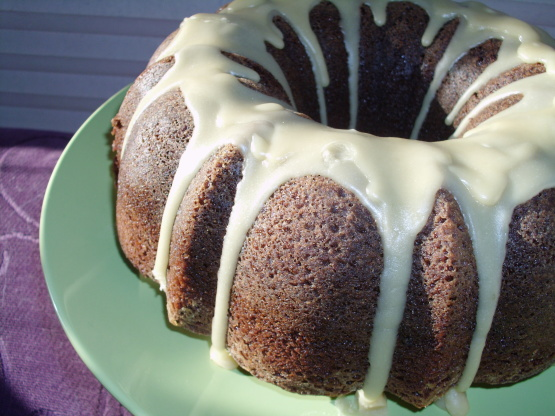 Chocolate Macaroon Cake Bundt Cake Recipe Genius Kitchen